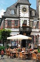 Town hall, Mayen, Rhineland_Palatinate, Germany