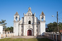 Iglesia Las Mercedes Church, Gracias, Honduras