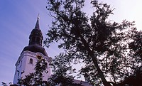 Tallinn, Saint Nicolas church, Estonia