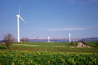 Wind turbines,alternative energy