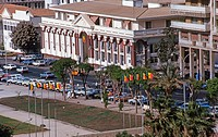 Independence Square,Dakar,Senegal