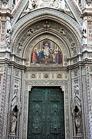 Italy, Tuscany, Florence, Cathedral outside