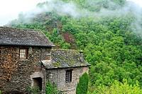 Conques, France