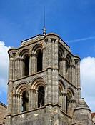 Church Sainte-Marie-Madeleine, Vezelay, Burgundy, France
