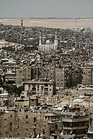 City Aleppo in Syria