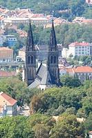 Vysehrad, Prague