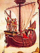 Ship of the Argonauts, by Ercole de´ Roberti, 1450_1496