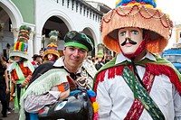 Poetry Festival and Carneval Parade, Festival International de Poesia, Granada, Nicaragua