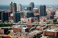 USA, Missouri, Saint Louis, Cityscape