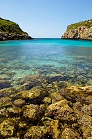 Es Canutells, Minorca, Balearic Islands, Spain