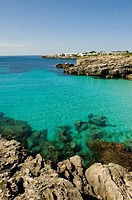 Es Calo Blanc, Minorca, Balearic Islands, Spain