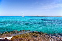 Illa de l'Aire, Minorca, Balearic Islands, Spain