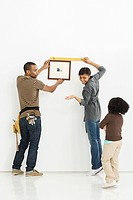Family hanging picture frame (thumbnail)