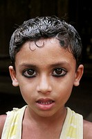 Child of Narail, Bangladesh