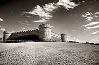 Castillo de Grajal de Campos  Le&#243;n  Castilla-Le&#243;n  Espa&#241;a