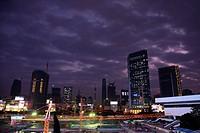 Cityscape of Guangzhou,Guangdong,China