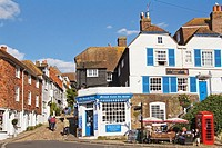 Rye, Mermaid Street,Sussex, England,UK