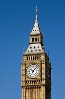 Big Ben, Houses of Parliament, London UK