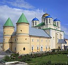 St. Trinity monastery, Mezhirich, Sumy oblast, Ukraine