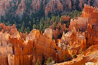 USA, Utah, Bryce Canyon National Park, Sunrise