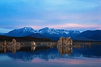 USA, California, South Tufa Area, Mono Lake