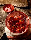 Bowls Of Tomatoes