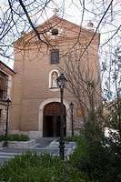 ORATORIO SAN FELIPE, Alcala de Henares, Madrid, SPAIN