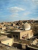 Mausoleos Mamelucos, Ciudad de los Muertos, Cairo, Egipto