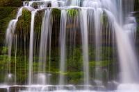 West Burton Waterfall Wensleydale Yorkshire