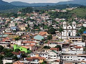 Vila Rica do Ouro Preto from Portuguese, Rich Village of Black Gold is a former colonial mining town located in the Serra do Espinhaço mountains and d...