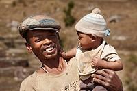 People, Antananarivo, Madagascar