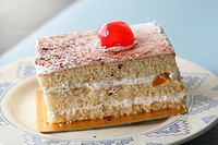 French Gateaux cake