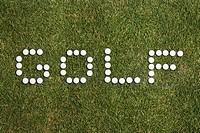 golf letter