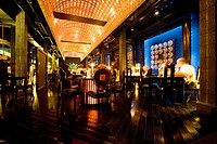 Xintiandi, TMSK Bar, restaurant, retail, entertainment, cultural, recreational, commercial and residential facilities in restored Shikumen houses