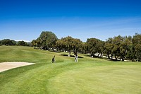 Golf and Country Club Montenmedio near Vejer de la Frontera, Province Cadiz, Andalucia, Spain