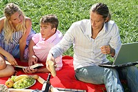 Friends picnic