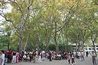 Lu Xun Park, Shanghai, China