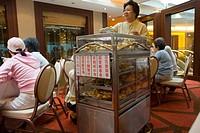Chinese restaurant, Hong Kong