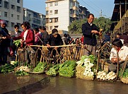 Daishu Market, Guilin, China