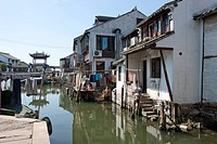 Old town of Zhouzhaung, Kunshan, Jiangsu Province, China