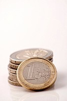 Coins euro Supraphoto