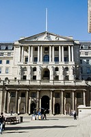 Bank of England, London, England