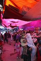 bazaar in Mazar-i-sharif, Afghanistan