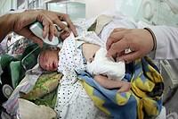 Childrenhospital in kabul, Afghanistan