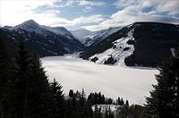 Konigsleiten, artificial lake
