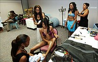 Curacao, candidates are preparing for the Miss Curacao election After the Dutch Antilles will cease to exsist, Curacao as a country will have the righ...