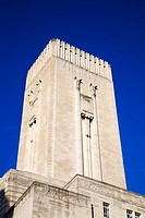 Georges Dock Ventillation Tower Liverpool Merseyside England
