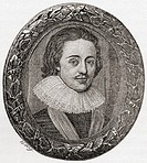 Charles I, 1600 to 1649, as Prince of Wales  Second son of James VI of Scots and I of England  King of England, Scotland and Ireland  From the book Sh...