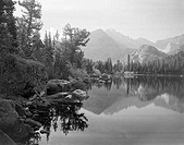 Bear Lake Rocky Mountain National Park Colorado USA