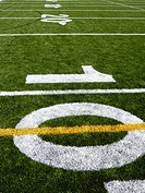 The ten yard line